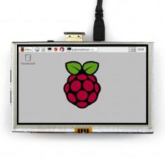 Ecran LCD pentru Raspberry Pi de 5'' cu HDMI - Monitor touchscreen