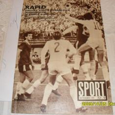 Revista Sport sept. 1975