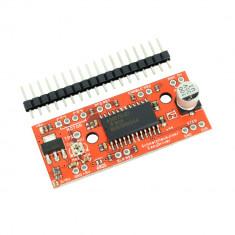 Driver pentru motoare pas cu pas EasyDriver cu A3967 V44 Arduino / PIC /AVR / ARM (stepper)
