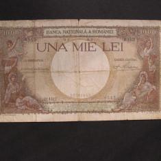 1000 lei 1939 H1412 - Bancnota romaneasca