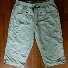 Pantaloni ¾ Adidas; marime 7 (186 cm inaltime), vezi dimensiuni; ca noi, XL