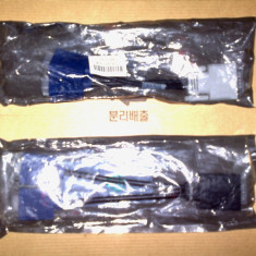 Cablu video DMS 59 la 2 x VGA nou , sigilat