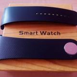 Curea Silicon SmartWatch GT08 NEGRU NOI Nefolosite.
