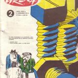 Revista Urzica nr. 2 anul 1972 - Revista culturale