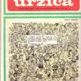 Revista Urzica nr. 1 anul 1973 - Revista culturale
