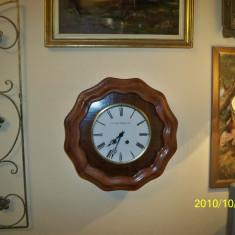 Ceas pendula de perete Ketterer & Fils mecanism Vincent Cie 1855