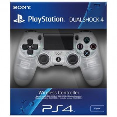 Controller Wireless Dualshock 4 Sony Crystal Ps4