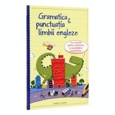 Gramatica & punctuatia limbii engleze - Curs Limba Engleza