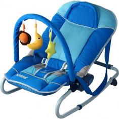 Sezlong pentru Copii Astral blue - Balansoar interior Caretero