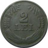 ROMANIA, 2 LEI 1941 (10), Zinc
