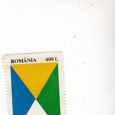 Timbre st romanesti conex - Timbre Romania, Stampilat