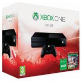 Consola Xbox One 500Gb Plus Joc Fifa16 Plus Abonamanet Xbox Live Gold 3 Luni