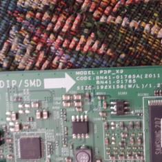 "Placa de baza Samsung ps60e530a3w PN60E535 60"" E530 cod bn41-01785a"