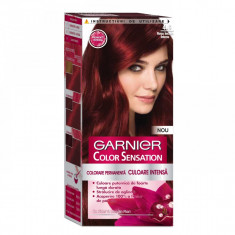 GARNIER COLOR SENSATION 4.60 - Vopsea de par