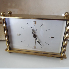 Ceas masa mecanic vintage MAUTHE - Ceas de masa