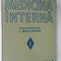 MEDICINA INTERNA - BRUCKNER, 2 VOLUME