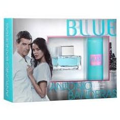 ANTONIO BANDERAS BLUE SEDUCTION CADOU - Set parfum