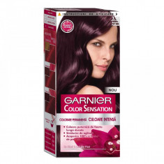 GARNIER COLOR SENSATION 3.16 - Vopsea de par