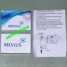 Bricheta metalica MEVIUS electrica/electronica cu usb-editie speciala, super pret - Tutungerie