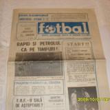 revista  Fotbal     18  09  1991