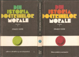 Ernest Stere-Din istoria doctrinelor morale * 3 vol.