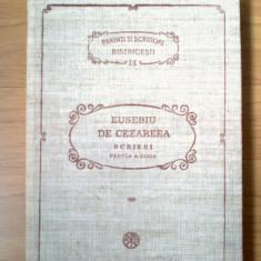 D6a Eusebiu de Cezareea-Scrieri II - Viata lui Constantin cel Mare - PSB 14 - Carti Istoria bisericii
