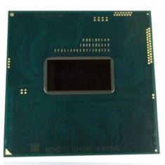 PROCESOR laptop intel i3 Haswell 4000M SR1HC gen a 4a 2400 Mhz