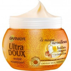 GARNIER ULTRA DOUX ULEI DE ARGAN 300ml - Tratament par
