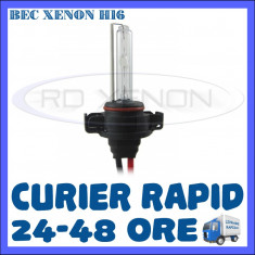 BEC BECURI XENON PLASTIC - H16 35W / 55W - 6000K