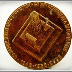 MEDALIE DE BRONZ - DAS BANATER BERGLAND - 60 ANI DEPORTAREA ÎN FOSTA URSS, 2005! - Medalii Romania