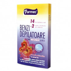 FARMEC BENZI DEPILATOARE CORP - Crema epilare