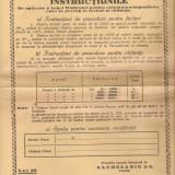 REGULATORUL DE PRECIZIUNE PENTRU TIMBRAREA ACTELOR BANESTI 1942-43