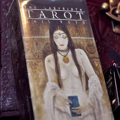 Cărți de tarot The Labyrinth - Colectii
