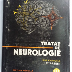 TRATAT DE NEUROLOGIE VOL 3 - PARTEA 1 ARSENI - Carte Neurologie