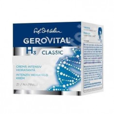 GEROVITAL PLANT H3 CREMA INTENSIV HIDRATANTA/ZI - Crema de fata