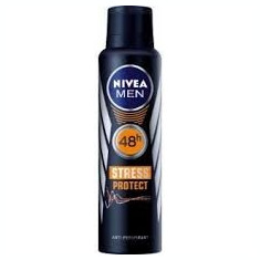 NIVEA DEODORANT SPRAY STRESS PROTECT - Antiperspirant barbati
