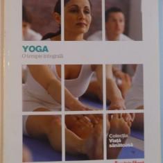 YOGA, O TERAPIE INTEGRALA, 2009