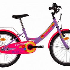 Bicicleta copii DHS PRINCESS 2004 (2016) PB Cod Produs: 216200490