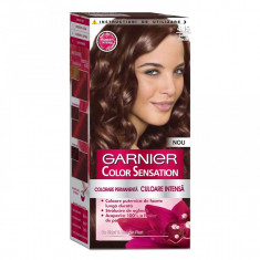 GARNIER COLOR SENSATION 4.15 - Vopsea de par