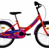 Bicicleta copii DHS PRINCESS 2002 (2016) PB Cod Produs: 216200290
