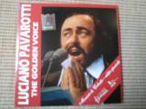 LUCIANO PAVAROTTI GOLDEN VOICE cd disc muzica opera colectie jurnalul national, nova music