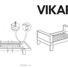SET MOBILA DORMITOR COPII IKEA - OKAZIE - Set mobila copii Altele