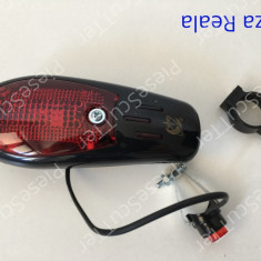 Sonerie Electrica Bicicleta 8 melodii