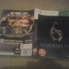 Resident Evil 6 - Joc XBOX 360 - Jocuri Xbox 360, Actiune, 18+, Multiplayer