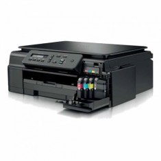 Multifunctional Brother DCP-J100, inkjet, color, format A4, Wi-Fi - Multifunctionala