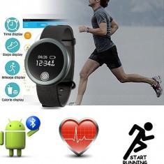 Bratara Fitness Pedometru Smartwatch Bluetooth, Alte materiale, Android Wear, Apple Watch