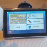 GPS Navigatii MediaTek 8GB. 256 Ram, Full EU 2019 Harta Auto, TIR,Taxi.Garantie, 5, Toata Europa, Lifetime
