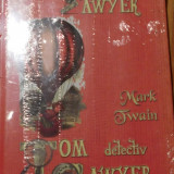 Tom Sawyer in strainatate / Tom Sawyer detectiv de Mark Twain - Carte de aventura