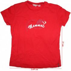 Tricou Mammut, dama, marimea L - Imbracaminte outdoor Mammut, Marime: L, Femei