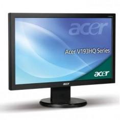 Monitor LCD 19 inch widescreen Acer V193HQV, 1366 x 768, VGA (D-SUB)